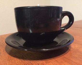 Turquoise Mug Candle