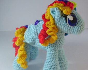 My little pony Rainbow Dash/Toy