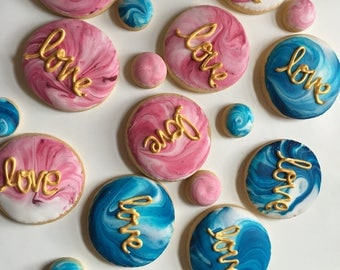 Personalised Biscuit / Cookie Favours