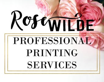 PROFESSIONAL PRINTING SERVICE   Elevate your space with premium art, delivered right to your door! We print art and ship it to you!