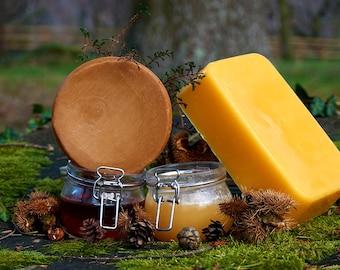 Pure Honey Cleansing & Moisturising Gentle Soap Bar