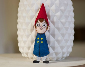 Mini plush Wirt forest of the strange (over the garden wall)