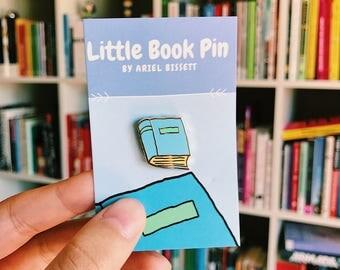 Little Book Pin