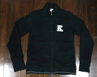 Rare!!! Kensho Abe Sports Jackets Sweatshirt Pull over outdoor Japan