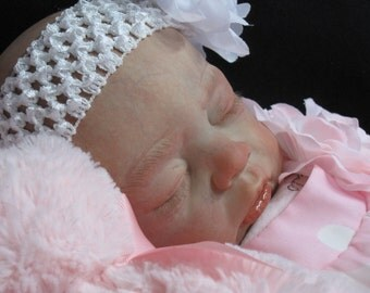 Reborn Baby Doll MADE TO ORDER Newborn Cozy Sculpt Handmade Art Babies