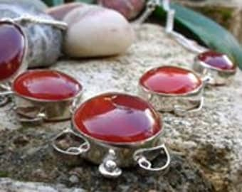 Gorgeous River carnelian Luxury Collection