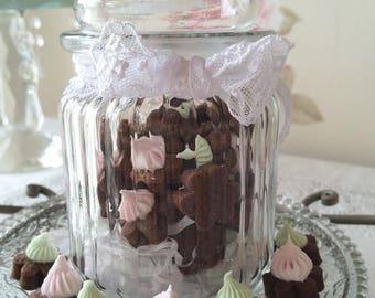 Mini Iced Gem Cookie Jar