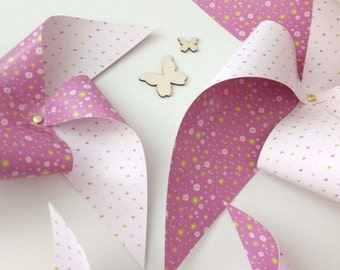 KIT DECORATION PARTY to for communion, baptism, wedding, birthday, holiday themed. Customized for the occasion.