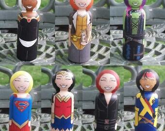 Choose your favorite superhero