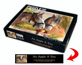 An Apple A Day 1000 Pc Jigsaw Puzzle