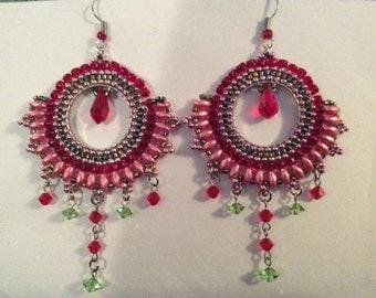 Bollywood Dazzle Earrings