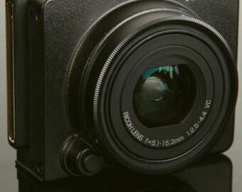 Ricoh GXR S10 24-72mm Lens Module with self retaining lens cap