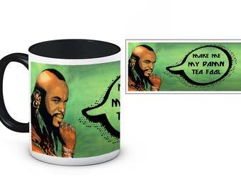 Mr Tea funny Coffee/Tea Mug