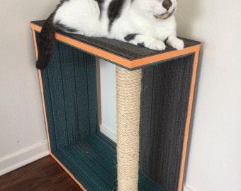 "Model ""C"" Cat Climber. Ringo's Modern Life"