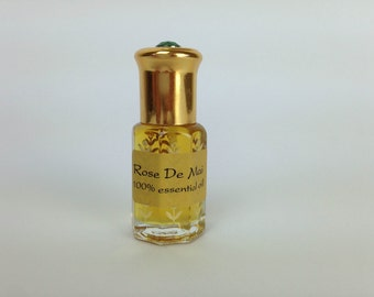 Rose De Mai Pure Essential Oil and Perfume Spray