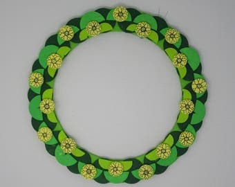 Spring Meadow Wreath