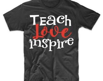 Teacher T-Shirt - Teacher Shirts - Teacher T-Shirts - Shirt for Teachers - Teacher Shirt - Teacher Tee - Teacher t shirt - Teacher tshirt