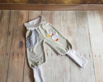 Duck Sweat bloomers Gr. 50-140 Grey Duck