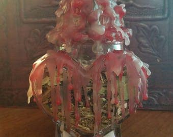 Love Lust Spell Jar