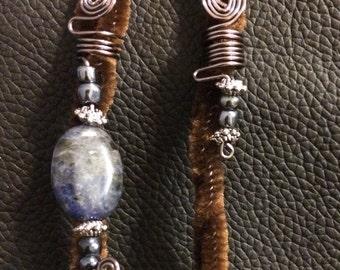 Adorable loc jewelry set