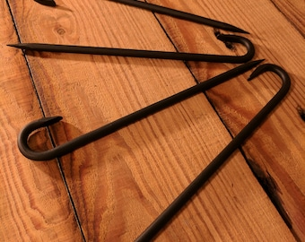 Hand Forged Tent Stake