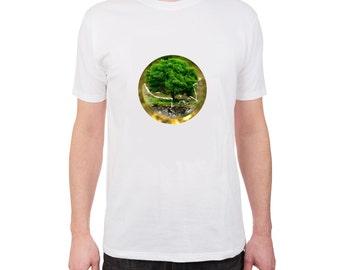 New T-Shirt Eco Awareness
