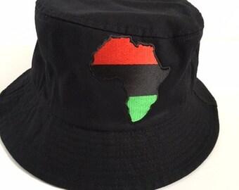 RBG Africa Pan African Bucket Hat