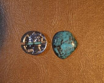 Kingman Turquoise Cabochon 11.8ct