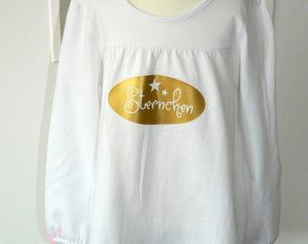 "Long-sleeved shirt with Plott ""Asterisk"" Gr. 11"
