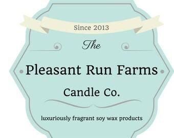 Pleasant Farms Candle Scent List, Complete candle description list,  Pleasant Run Farms Candle Scent List