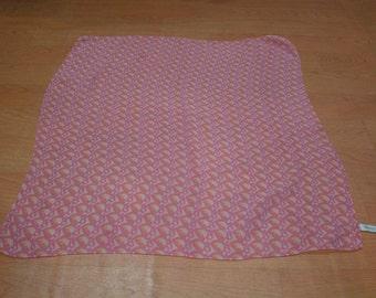 Vintage Silk Christian Dior Handkerchief Silk Made in Italy Dior