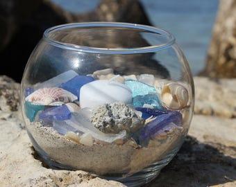 Beach Wedding Centerpiece, Beach Wedding Decor, Beach Theme Decor, Nautical Home Decor