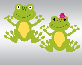 Frog Prince svg, Frog svg, Prince Charming svg, Fairytale svg, Kids svg, SVG Files, Cricut, Cameo, Cut file, Clipart, Svg, DXF, Png, Eps