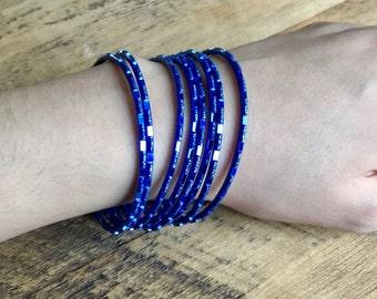 Gorgeous set of Indian bangles bracelets