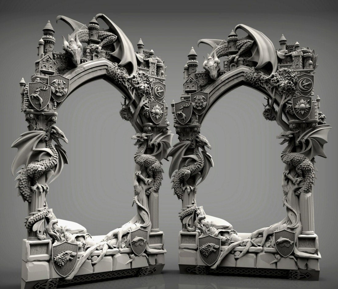 3d Stl Model For Cnc Router Engraver Carving Machine