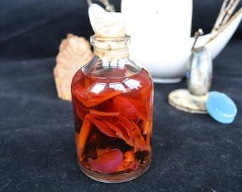 """Natural medicinal perfumes: """"Happiness"""""""