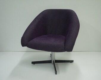 60s 70s Retro Vintage Armchair