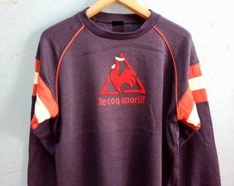 Vintage Sweater Le coq Sportif