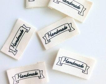 "Handmade Label: ""Handmade"" (20pcs)"