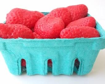 Strawberry Wax Melts, Strawberry Tarts, Strawberries, Strawberry Scented Tarts, Strawberry Melts. Wax Tarts, Strawberry Wax Tarts
