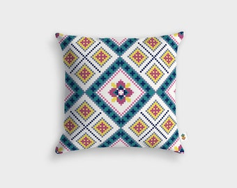 Cushion KNIT Design - Made in France - 45 x 45 cm