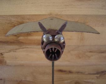 Metal Art Bat