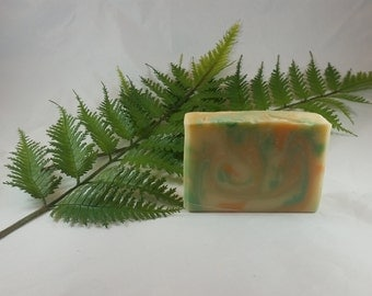 Invigoration Cold Process Soap