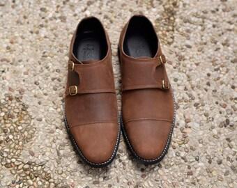 Monkstrap Handmade Shoes