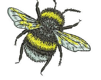 Machine embroidery Design, дизайн вышивки, bumblebee, шмель, bee, пчела,  insect, flyer, насекомое, mead, мед, wasp, оса, on clothing baby