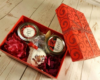 Gift for her, Birthday gift, Girlfriend Gift Set, Mother's day Gift, Gift for wife, Anniversary gift, Gift for mom gift