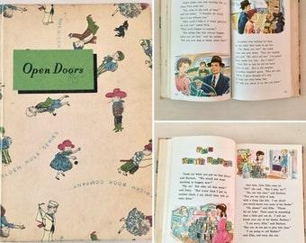 Vintage children's book - 1940's -Ephemera