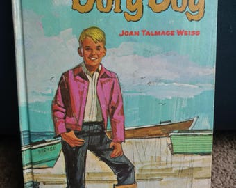 Dory Boy Vintage Tween Book - 1966 NEW ITEM!!!