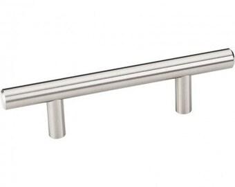 Classic solid bar handle