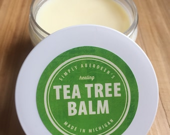 Tea Tree Antibacterial Balm